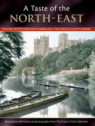 Cover image of A Taste of the North-East