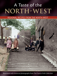 Cover image of A Taste of the North-West