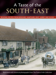 Cover image of A Taste of the South-East