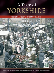 Cover image of A Taste of Yorkshire