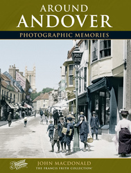 Cover image of Andover Photographic Memories