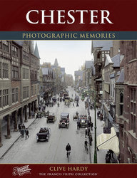 Cover image of Around Chester Photographic Memories