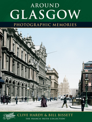 Cover image of Around Glasgow Photographic Memories