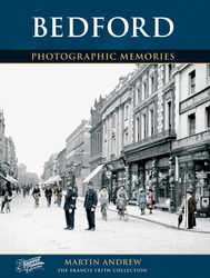 Cover image of Bedford Photographic Memories