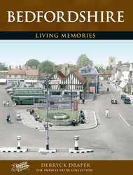 Cover image of Bedfordshire Living Memories