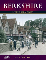 Cover image of Berkshire Living Memories