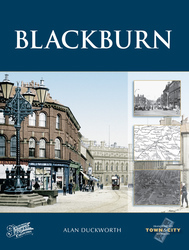Cover image of Blackburn Town and City Memories