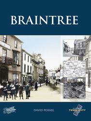 Cover image of Braintree Town and City Memories