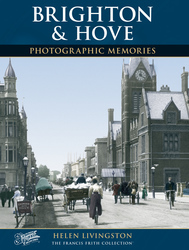 Cover image of Brighton and Hove Photographic Memories