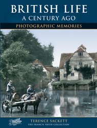 Cover image of British Life a Century Ago