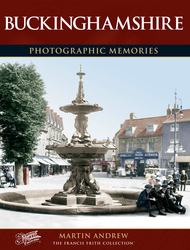 Cover image of Buckinghamshire Photographic Memories