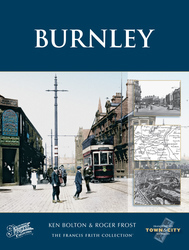 Cover image of Burnley Town and City Memories