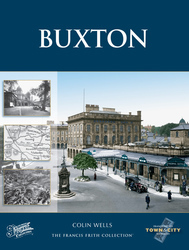 Cover image of Buxton Town and City Memories