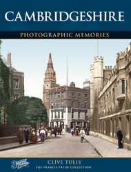 Cover image of Cambridgeshire Photographic Memories