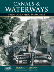 Cover image of Canals and Waterways