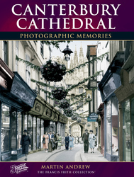 Cover image of Canterbury Cathedral Photographic Memories
