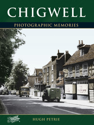 Cover image of Chigwell Photographic Memories
