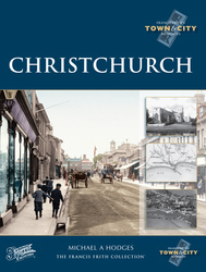 Cover image of Christchurch Town and City Memories