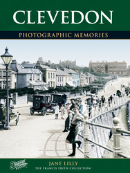 Cover image of Clevedon Photographic Memories