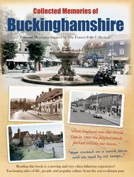 Cover image of Collected Memories of Buckinghamshire
