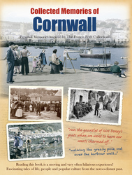 Cover image of Collected Memories of Cornwall