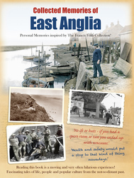 Cover image of Collected Memories of East Anglia