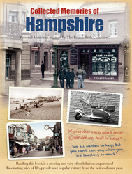 Cover image of Collected Memories of Hampshire