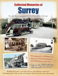 Cover image of Collected Memories of Surrey