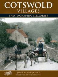 Cover image of Cotswold Villages Photographic Memories