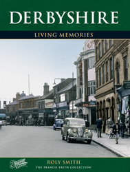 Cover image of Derbyshire Living Memories