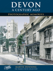 Cover image of Devon A Century Ago Photographic Memories