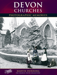 Cover image of Devon Churches Photographic Memories