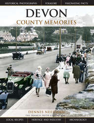 Cover image of Devon County Memories