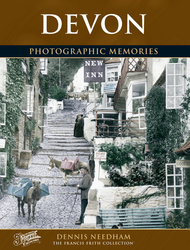 Cover image of Devon Photographic Memories