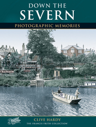Cover image of Down the Severn Photographic Memories