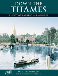 Cover image of Down the Thames Photographic Memories