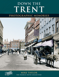 Cover image of Down the Trent Photographic Memories