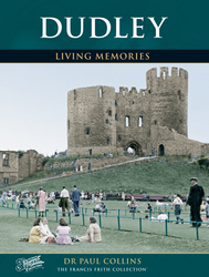 Cover image of Dudley Living Memories