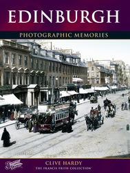 Cover image of Edinburgh Photographic Memories