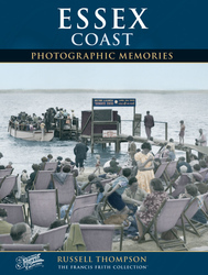 Cover image of Essex Coast Photographic Memories