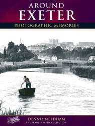 Cover image of Exeter Photographic Memories