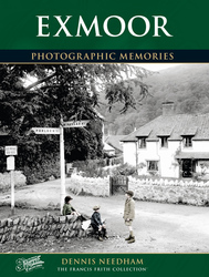Cover image of Exmoor Photographic Memories