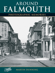 Cover image of Falmouth Photographic Memories