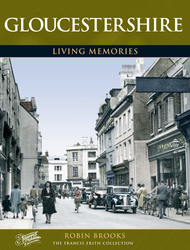 Cover image of Gloucestershire Living Memories