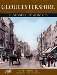 Cover image of Gloucestershire Photographic Memories