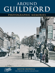Cover image of Guildford Photographic Memories