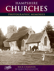 Cover image of Hampshire Churches Photographic Memories
