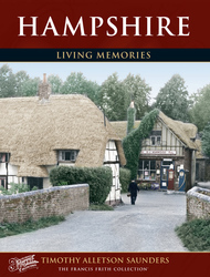 Cover image of Hampshire Living Memories