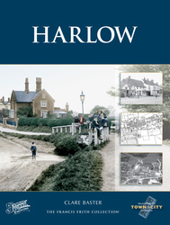 Cover image of Harlow Town and City Memories