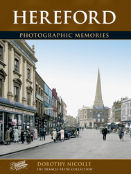 Cover image of Hereford Photographic Memories